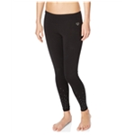 Aeropostale Womens Logo Yoga Compression Athletic Pants