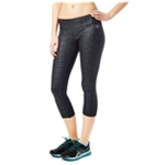 Aeropostale Womens Shimmer Crop Yoga Pants