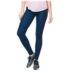 Aeropostale Womens Contrast Space-dye Yoga Pants
