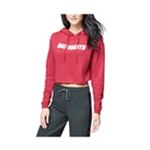 Aeropostale Womens Bad Habits Hoodie Sweatshirt