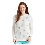 Aeropostale Womens Ornament Sweatshirt