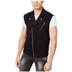 I-N-C Mens Moto Sweater Vest