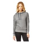 Aeropostale Womens Solid Sleep Hooded Hoodie Sweatshirt