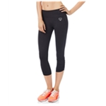 Aeropostale Womens Active Crop Compression Athletic Pants