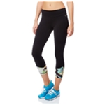 Aeropostale Womens Active Crop Legging Athletic Sweatpants