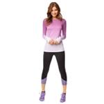 Aeropostale Womens Active Crop Legging Athletic Track Pants