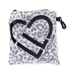 Aeropostale Womens Animal Print Hobo Messenger Bag