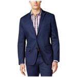 I-N-C Mens Stretch Linen Two Button Blazer Jacket
