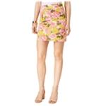 I-N-C Womens Printed A-line Skirt