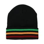 Ecko Unltd. Mens Dub Stripe Beanie Hat