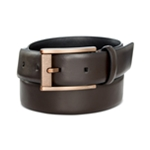 Calvin Klein Mens Leather Belt