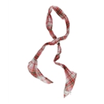 Aeropostale Womens Plaid Scarf