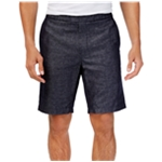 I-N-C Mens Heathered Casual Walking Shorts