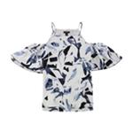 Alfani Womens Ruffle-Sleeve Knit Blouse