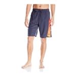 Speedo Mens Ombre Splice Volley Swim Bottom Board Shorts