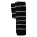 Aeropostale Mens Striped Knit Necktie