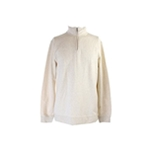 John Ashford Mens Quarter-Zip Sweatshirt