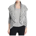 sioni Womens Geometric Fashion Vest