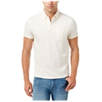 Tommy Hilfiger Mens Button-Down Rugby Polo Shirt