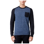 Tommy Hilfiger Mens Colorblocked Knit Sweater