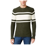 Tommy Hilfiger Mens Striped Pullover Sweater
