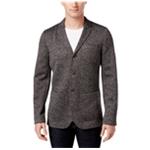 Tommy Hilfiger Mens Herringbone Three Button Blazer Jacket