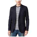Tommy Hilfiger Mens Pin Stripe Two Button Blazer Jacket