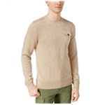 Tommy Hilfiger Mens Harrison Military Pullover Sweater