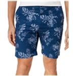 Tommy Hilfiger Mens Floral Casual Walking Shorts