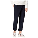 Tommy Hilfiger Mens Christopher Wide-Leg Casual Chino Pants