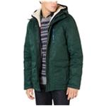 Tommy Hilfiger Mens Hilltop Hooded Coat
