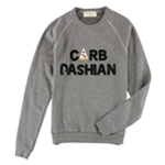 Bow & Drape Womens Carbdashian Sweatshirt