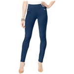 I-N-C Womens Skinny Moto Casual Leggings