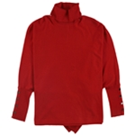 Alfani Womens Solid Poncho Sweater