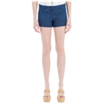 Max Studio London Womens Basic Casual Denim Shorts
