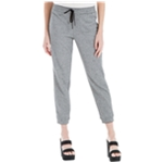 Max Studio London Womens Cropped Athletic Sweatpants