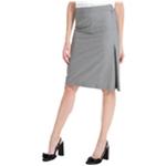 Max Studio London Womens Pleated Pencil Skirt