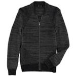 Alfani Mens Textured Cardigan Sweater