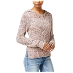 American Rag Womens Knit Hooded Sweater