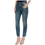 Lucky Brand Womens Bridgette Floral Skinny Fit Jeans