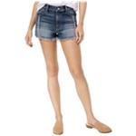Lucky Brand Womens Cutoff Casual Denim Shorts