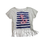 Aeropostale Womens Anchor Graphic T-Shirt