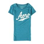 Aeropostale Womens Script 87 Embellished T-Shirt