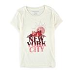 Aeropostale Womens New York Sunset Graphic T-Shirt