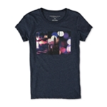 Aeropostale Womens NY City Lights Graphic T-Shirt