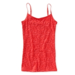 Aeropostale Womens Lace Front Stretch Cami