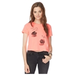 Aeropostale Womens Sweet Joke Graphic T-Shirt