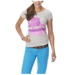 Aeropostale Womens Lover Graphic T-Shirt