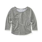 Aeropostale Womens Scoop Crew Sweatshirt