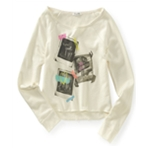 Aeropostale Womens New York Snapshot Sweatshirt